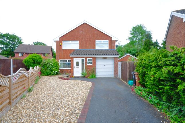 Thumbnail Detached house for sale in Beeston Road, Higher Kinnerton, Chester