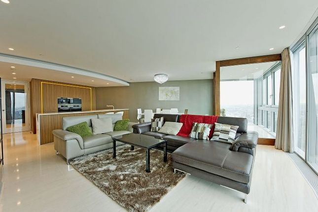 Thumbnail Flat for sale in The Tower, St. George Wharf, Vauxhall
