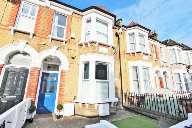 Thumbnail Flat for sale in Honley Road, London