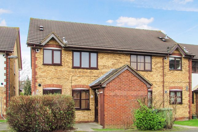 1 bed flat for sale in Lime Close, Harrow, Middlesex HA3