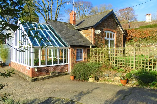 Thumbnail Cottage for sale in Brushford, Dulverton