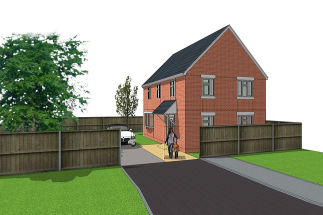 Thumbnail Detached house for sale in Reliant Close, Castle Bromwich