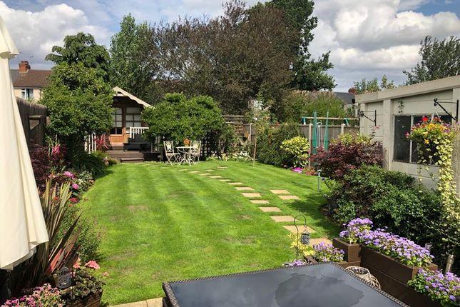 Garden 4 of Balliol Road, Coventry CV2