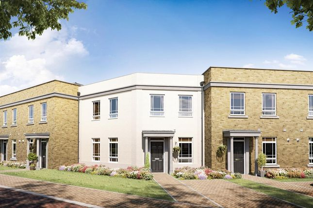 2 bed terraced house for sale in The Willow, Hurricane Way, Terlingham Gardens, Hawkinge, Folkestone CT18