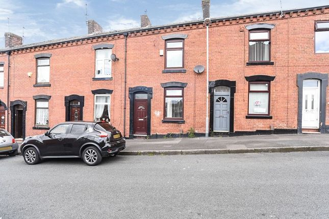 Thumbnail Terraced house to rent in Walter Scott Street, Oldham