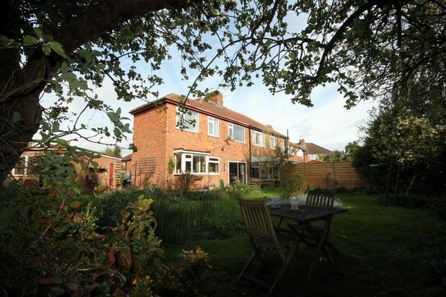 Thumbnail Semi-detached house for sale in Nevinson Grove, York
