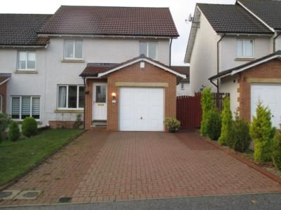 Thumbnail Semi-detached house to rent in Derbeth Grange, Kingswells
