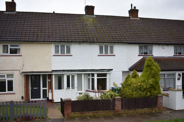 Thumbnail Terraced house to rent in Sheepcot Lane, Leavesden, Watford