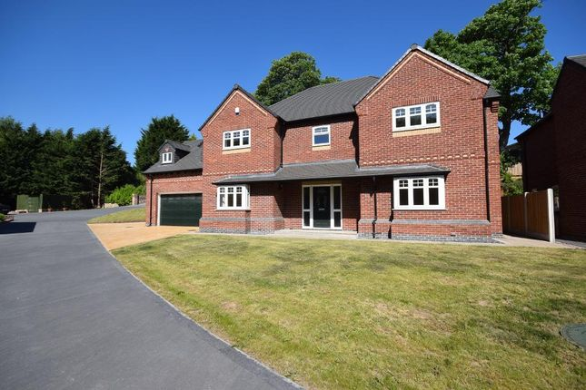 Thumbnail Detached house for sale in Milldown Court, Off Wepre, Connahs Quay
