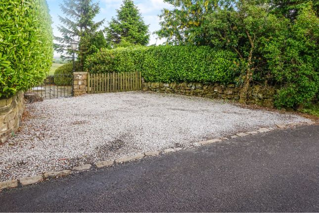 Driveway of Spring View, Birtle, Bury BL9