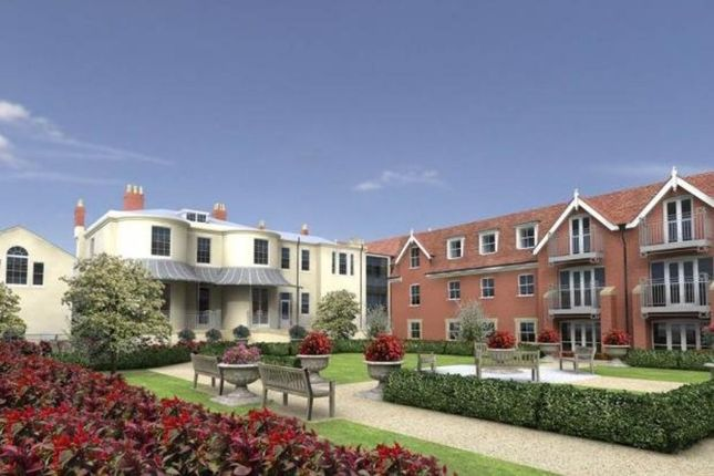 Thumbnail Flat for sale in Audley St George's Place, Edgbaston, West Midlands