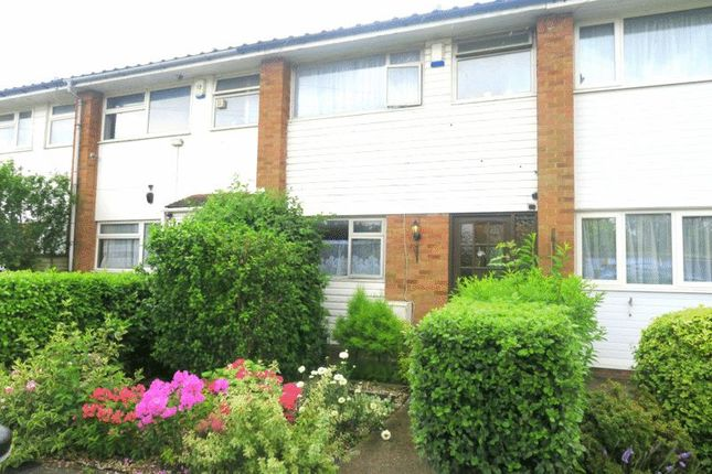 Thumbnail Terraced house for sale in Marriott Close, Feltham