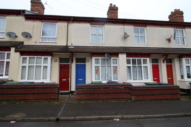 Terraced house for sale in Maxwell Road, Wolverhampton