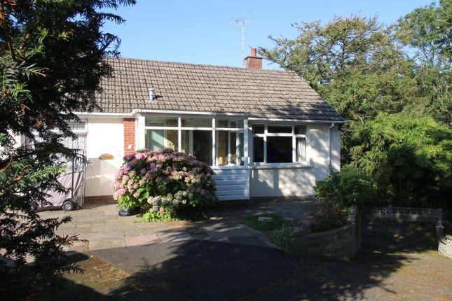 Thumbnail Detached bungalow for sale in Caen Gardens, Braunton