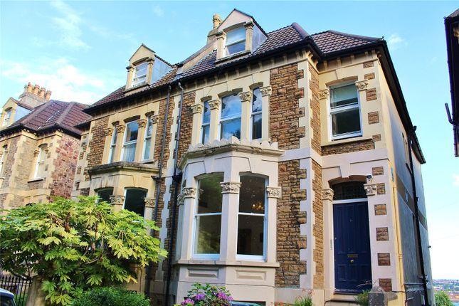 Thumbnail Flat to rent in Randall Road, Bristol, Somerset