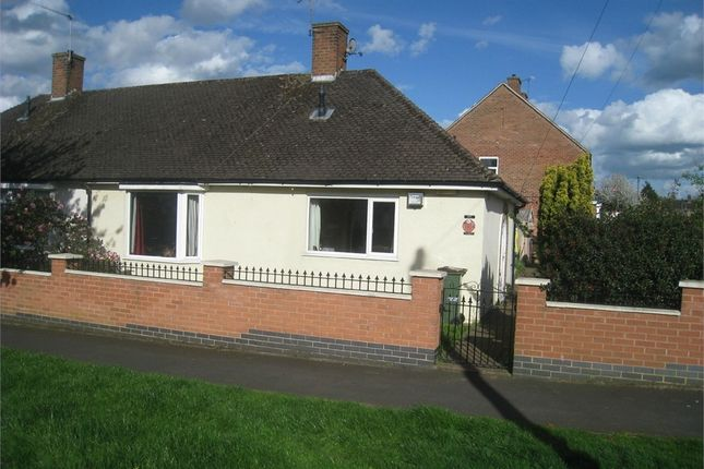 Thumbnail Semi-detached bungalow to rent in Trinity Road, Whetstone, Leicester