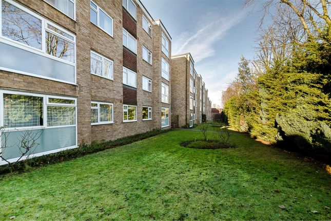 Thumbnail Flat for sale in Lindsay Court, 15 Sherwood Park Road, Sutton, Surrey