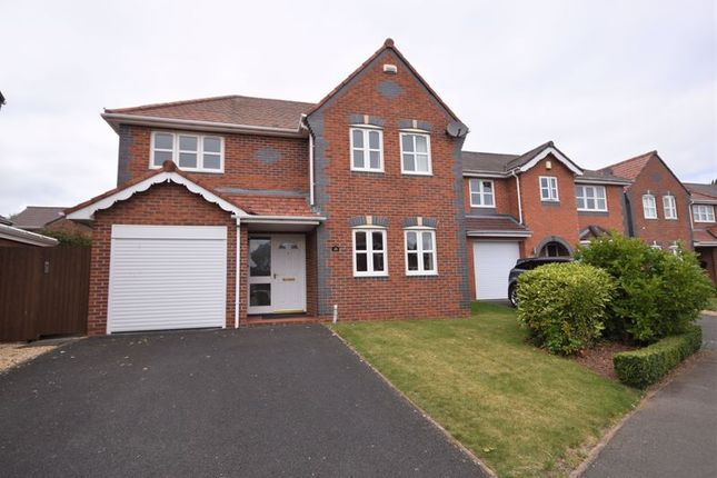 Thumbnail Detached house for sale in Boraston Drive, Burford, Tenbury Wells