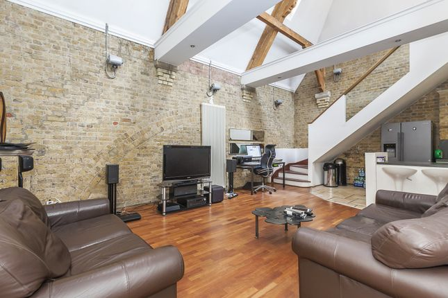 Thumbnail Flat to rent in East Eight Apartments, London Fields