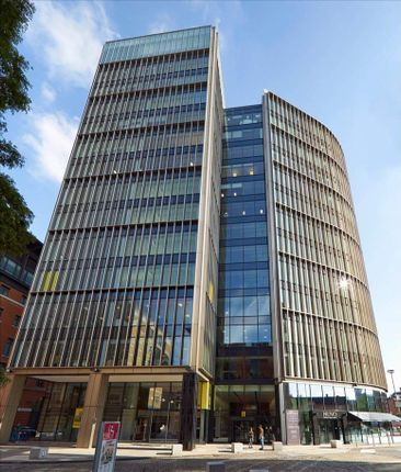 Thumbnail Office to let in Eleven Brindley Place, Birmingham