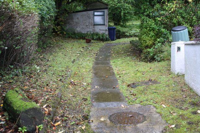 Side Entrance of 1 Ardbeg Road, Isle Of Bute PA20