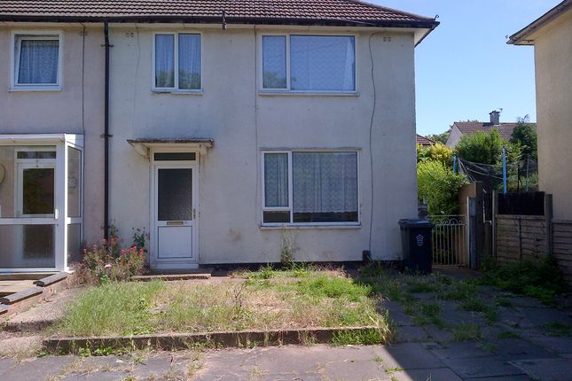 Thumbnail Semi-detached house to rent in Blundell Road, Leicester