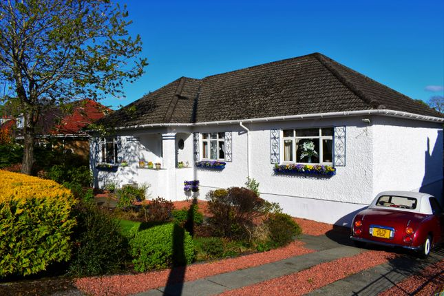 Thumbnail Detached house for sale in Ayr Road, Newton Mearns