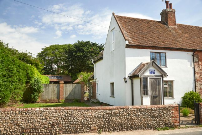 Thumbnail Cottage for sale in The Street, Walberswick, Southwold