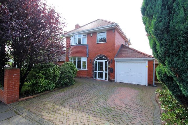 Thumbnail Detached house for sale in Heywood Old Road, Middleton, Manchester