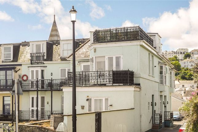 Thumbnail Flat for sale in Parade Terrace, Ilfracombe