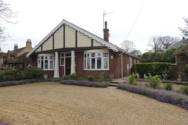 Thumbnail Detached bungalow for sale in Lynn Road, Downham Market