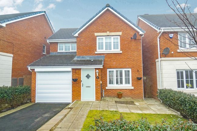 3 bed detached house for sale in Manor Court, Newbiggin-By-The-Sea NE64