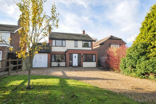 Thumbnail Detached house for sale in High Street, Chrishall, Royston