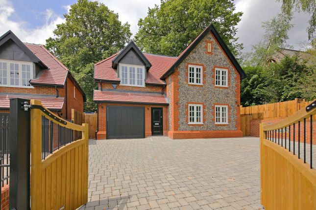 Thumbnail Property for sale in Hawksmoor, Harris Lane, Shenley, Radlett
