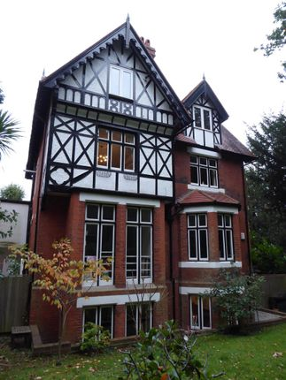 Thumbnail Flat to rent in Crystal Palace Park Road, London