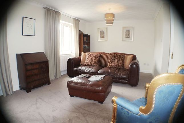 Thumbnail Terraced house to rent in Harrison Way, Cardiff