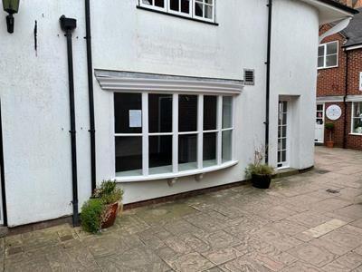 Thumbnail Retail premises to let in Unit 10, Tudor Row, Lichfield, Staffs