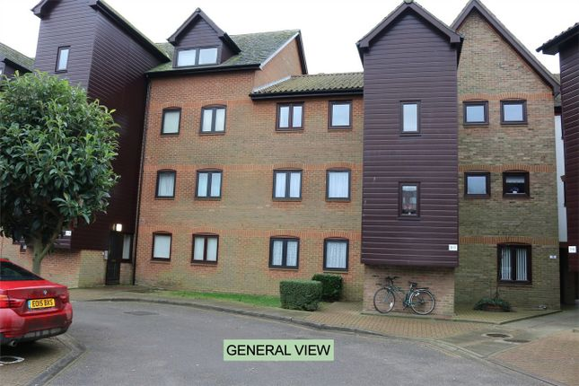 Thumbnail Flat for sale in Page Stair Lane, King's Lynn