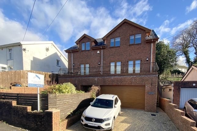 Thumbnail Detached house for sale in Blaennantygroes Road, Aberdare, Mid Glamorgan