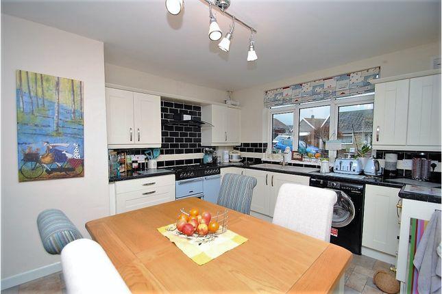 Thumbnail Semi-detached bungalow for sale in Byron Close, Weston-Super-Mare