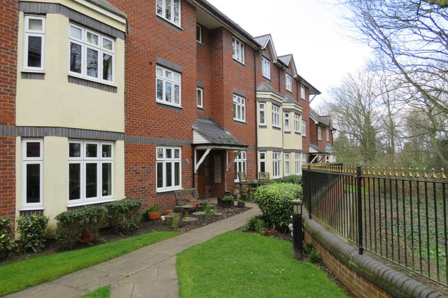 Thumbnail Flat for sale in Loriners Grove, Walsall