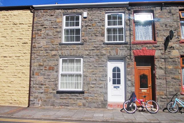 4 bed terraced house to rent in Gwendoline Street, Treherbert, Rhondda Cynon Taff. CF42