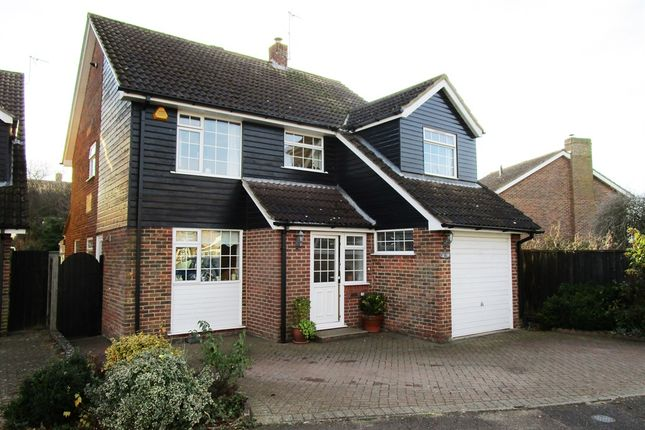 Thumbnail Detached house for sale in Thorney Road, Capel St. Mary, Ipswich