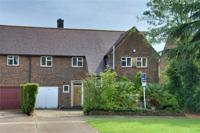 Front of St Pauls Wood Hill, Orpington BR5