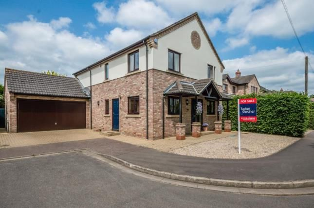 Thumbnail Detached house for sale in Willingham, Cambridge