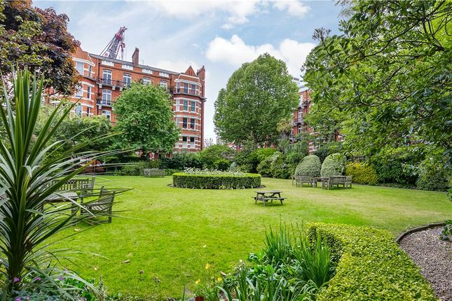Thumbnail Flat for sale in Kensington Mansions, London