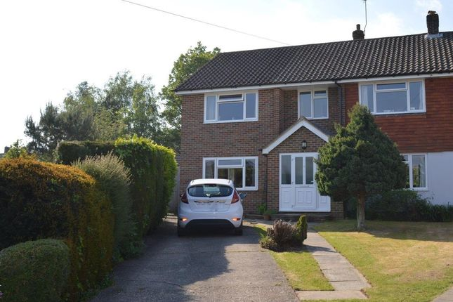 Thumbnail Semi-detached house for sale in Pell Close, Wadhurst