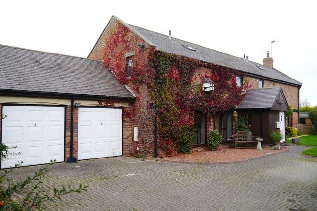 Thumbnail Detached house for sale in West Farm Mews, Prestwick, Newcastle Upon Tyne