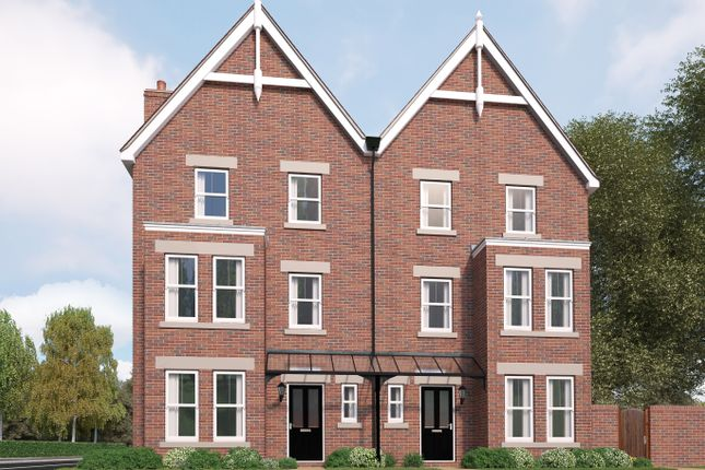 Thumbnail Semi-detached house for sale in The Redford, Nye Road, Burgess Hill, West Sussex