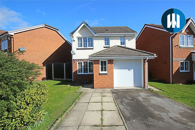 Thumbnail Detached house for sale in Clover Walk, Upton, Pontefract, West Yorkshire